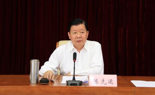陳先運 圖片來源山東省民政廳