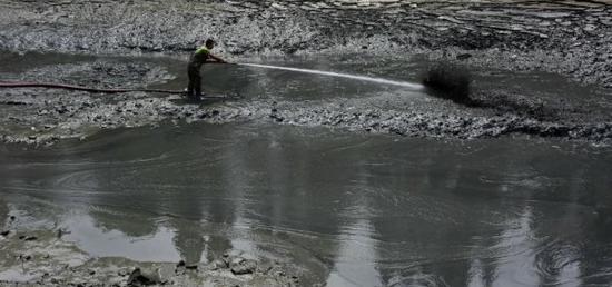全国黑臭水体消除比例已达86.7% 投资超1.1万亿元