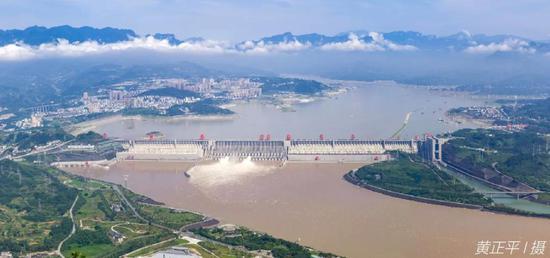 杏悦:了三峡大坝为何洪灾还杏悦是这么多图片