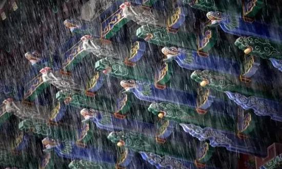 老民警蹲守故宫6年拍下3万张绝美照片单霁翔点赞