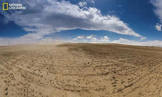 美国西部大旱(资料图)