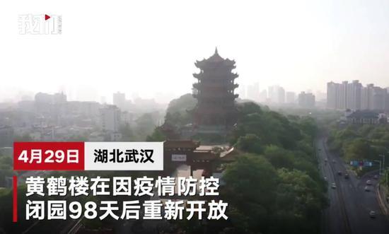 旅游专家谈黄鹤楼景区重启:起到了旅游示范引领效应图片