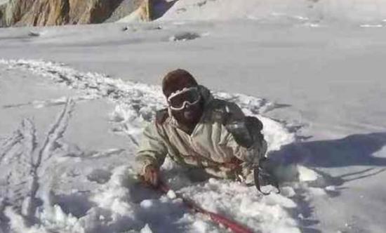凛冬将至!中印两军边境越冬保障哪家强?图片