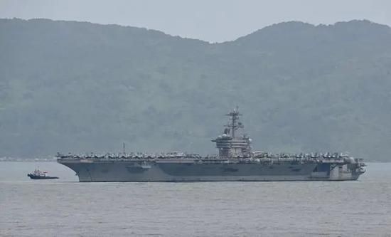 美军认定:这个锅越南来背