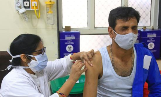 印度一家医院320剂新冠疫苗被盗 院方懵了