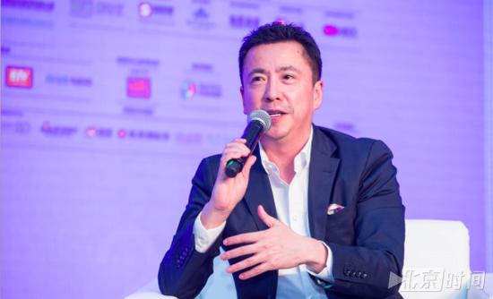 华谊兄弟传媒股份有限公司联合创始人、副董事长兼CEO王中磊