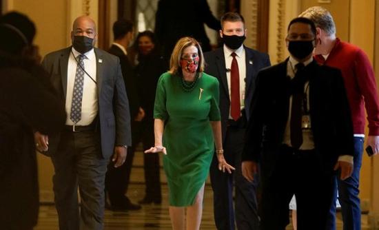 美国会众议院投票通过新冠疫情纾困法案
