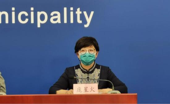 北京:一留美学生回国前曾干咳但未就诊 所在学校有确诊病例图片