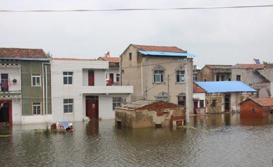 杏悦:长江淮河巢杏悦湖流域进入紧急防汛期图片