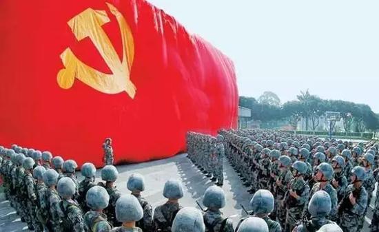 当年解放军凭啥战胜壮大的国民党军?这点最枢纽