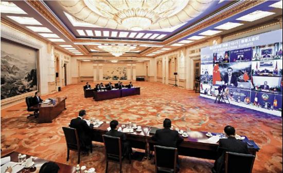东亚合作,世界最大自贸区意义非凡