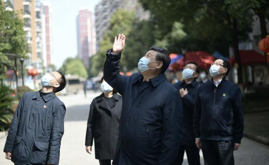 微视频|这些瞬间撑起中国图片