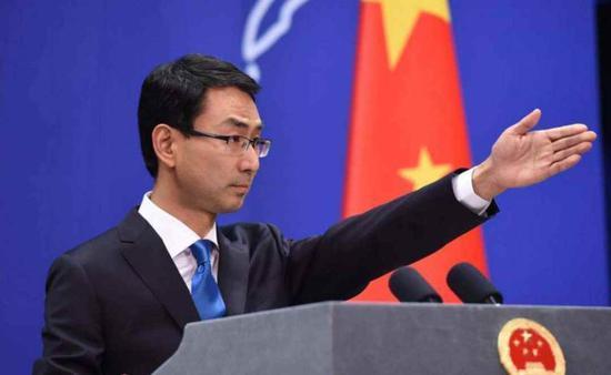 外交部回应美加征关税:中方不吃