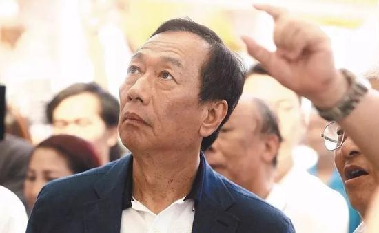 国民党内部人士:郭台铭8月底决定是否参选2020|郭台铭