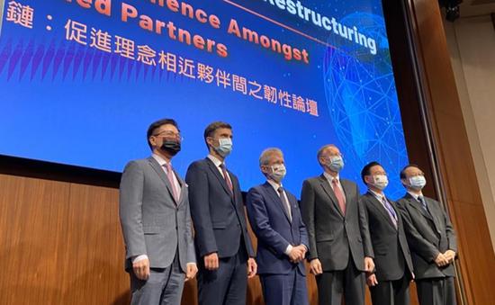 台媒:全球供应链重组 对台湾有利吗?图片