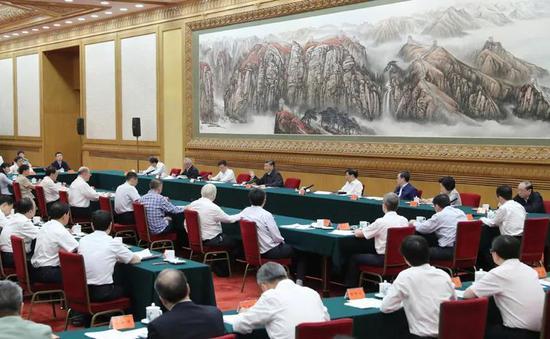△9月11日,习近平在京主持召开科学家座谈会并揭晓主要发言。