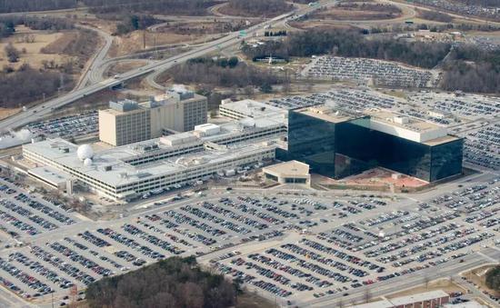 ▲资料图片:美国国家安全局总部(新华社/法新)