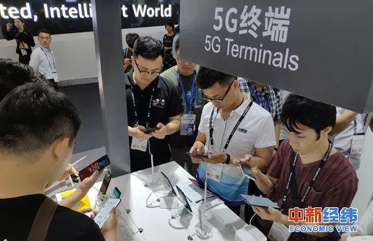 """以便抢走第一批5G客户 手机厂商们""""拼""""了!"""
