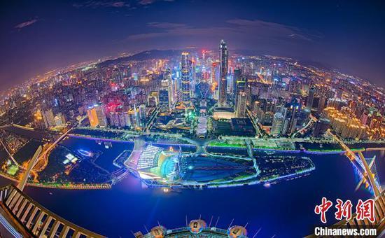 2020年中国经济年报今将揭晓 GDP预计突破100万亿元图片