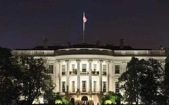 """8篇128页!白宫发表""""反华文集""""图片"""