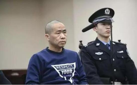 ▲邹明武一审被判12年6个月。图片来自/新京报