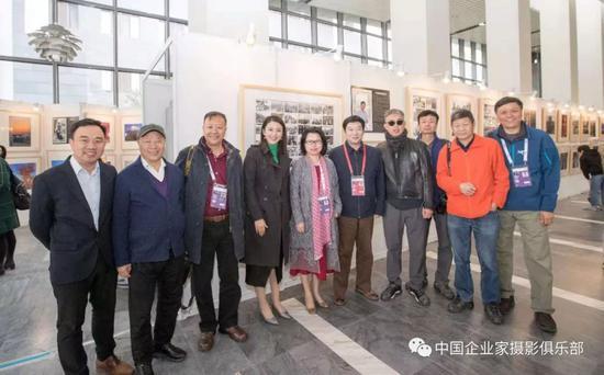 寻觅天地之美而达万物之理,是中国企业家展览的追寻。