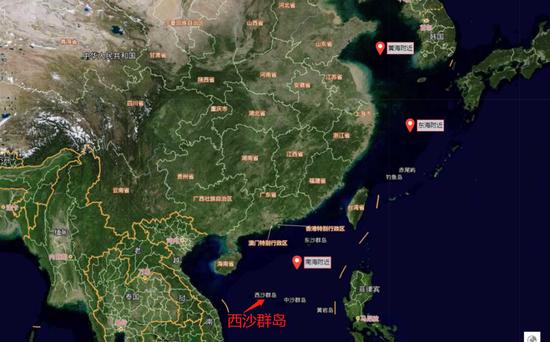 高德平台:练兵美高德平台国派双航母图片