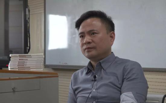 ▲张强 图来自新京报