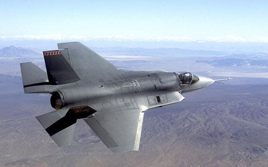F-35战机。(图片来源:俄罗斯卫星网)