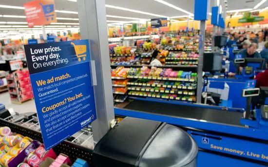 ▲零售商们早早备货以应对贸易战带来的冲击。