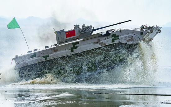 国际军事比赛中国赢得4个冠军5个亚军 总分第二|军事比赛