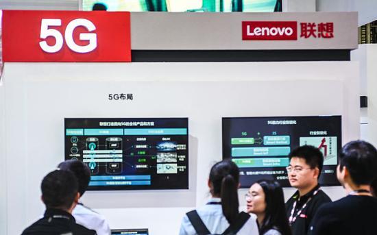 刘军:5G会在明年一季度进入主流 联想将发5G手机