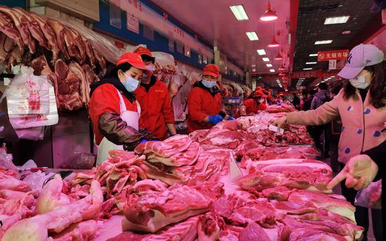 新菜上市,北京蔬菜价格不升反降图片
