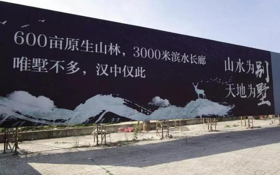 秦岭南麓400亩山地建别墅 陕西一副市长虚假整改图片