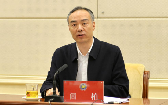 青海省委常委、政法委书记訚柏,兼任海西州委书记,文国栋被免职