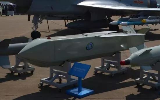 2016珠海航展上亮相的GB-6A