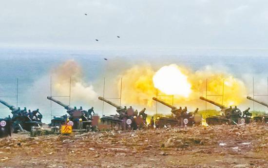 摩天测速,提台湾防卫法妄称遏制大陆武统摩天测速图片