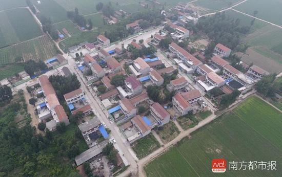 2018年7月11日,西小庄村。