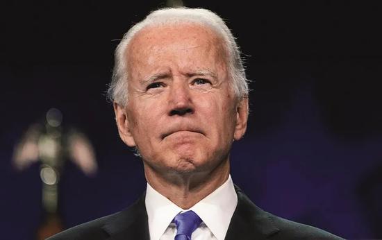 """大选僵局依然未破 """"老好人""""拜登如何修复美国?"""