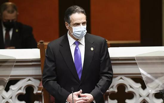 纽约州长警告拜登:不提供疫情援助 就起诉