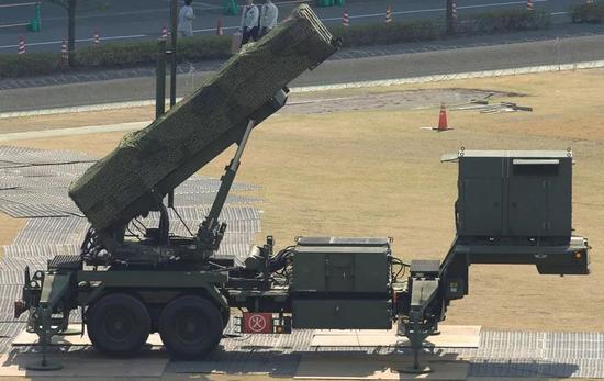 爱国者-3导弹发射车