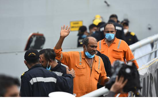 印度驳船沉没事件已致49人死亡 警方起诉失踪船长