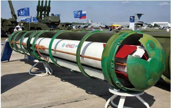 S-400可用于中程拦截的48H6E3导弹