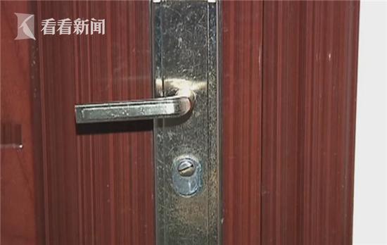 出租屋半年被偷8次:整栋楼共用一个锁芯