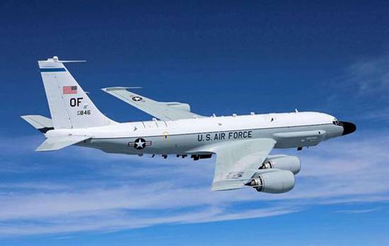 美国空军RC-135S侦察机