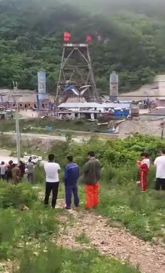 辽宁铁矿发生爆炸致11死 当地市政府成立工作组
