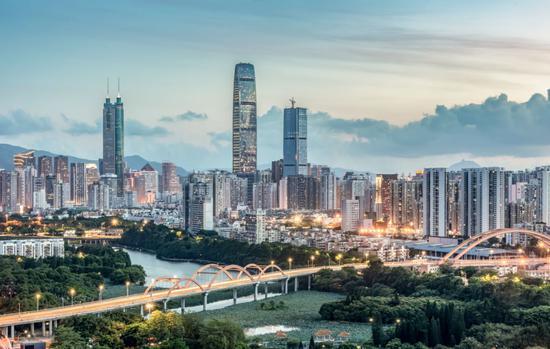 深圳(資料圖,圖片無關。圖片來源:攝圖網)
