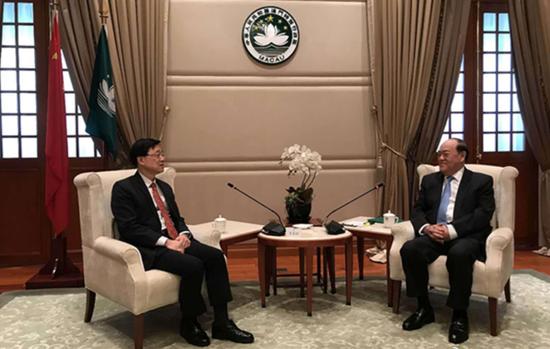 香港将设两个维护国家安全机构 架构和职责首次披露图片