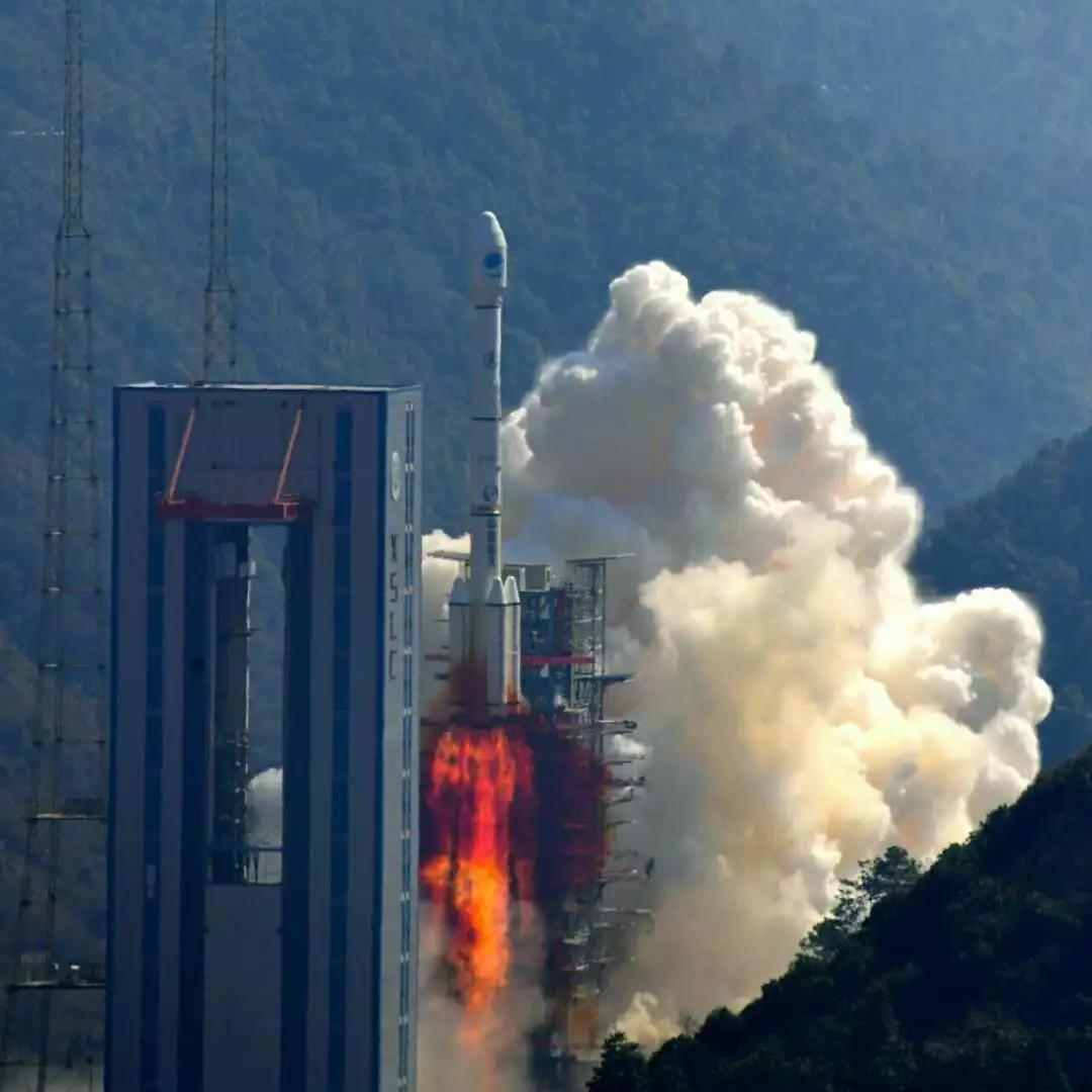 今天,我国又有两颗北斗导航卫星成功发射!