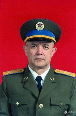 林虎将军 图片来源见水印